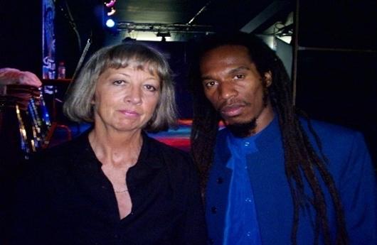 Benjamin Zephaniah & Pauline Campbell